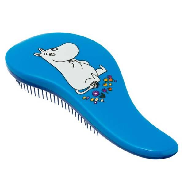 Bilde av Moomin detangling brush Blue