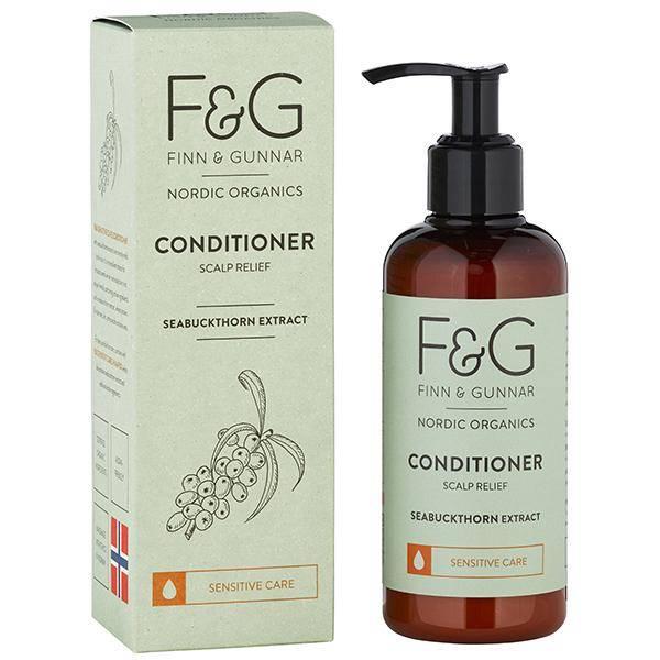 Bilde av F&G Nordic Organics Conditioner Scalp Relief 200